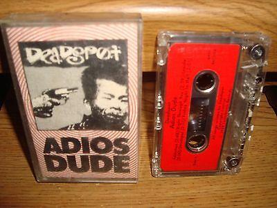 Deadspot-cassette