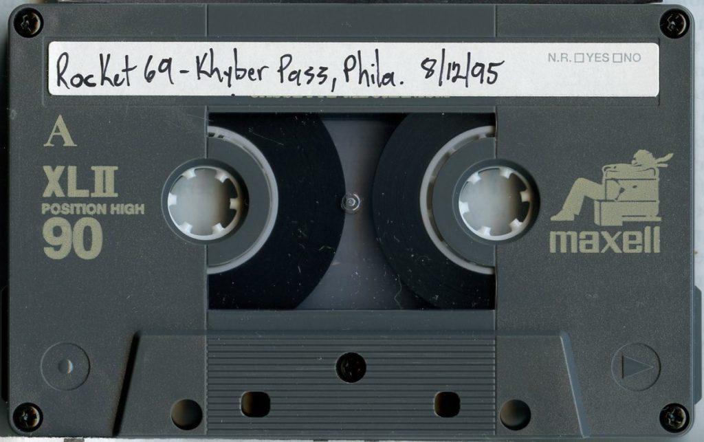 Khyber tape