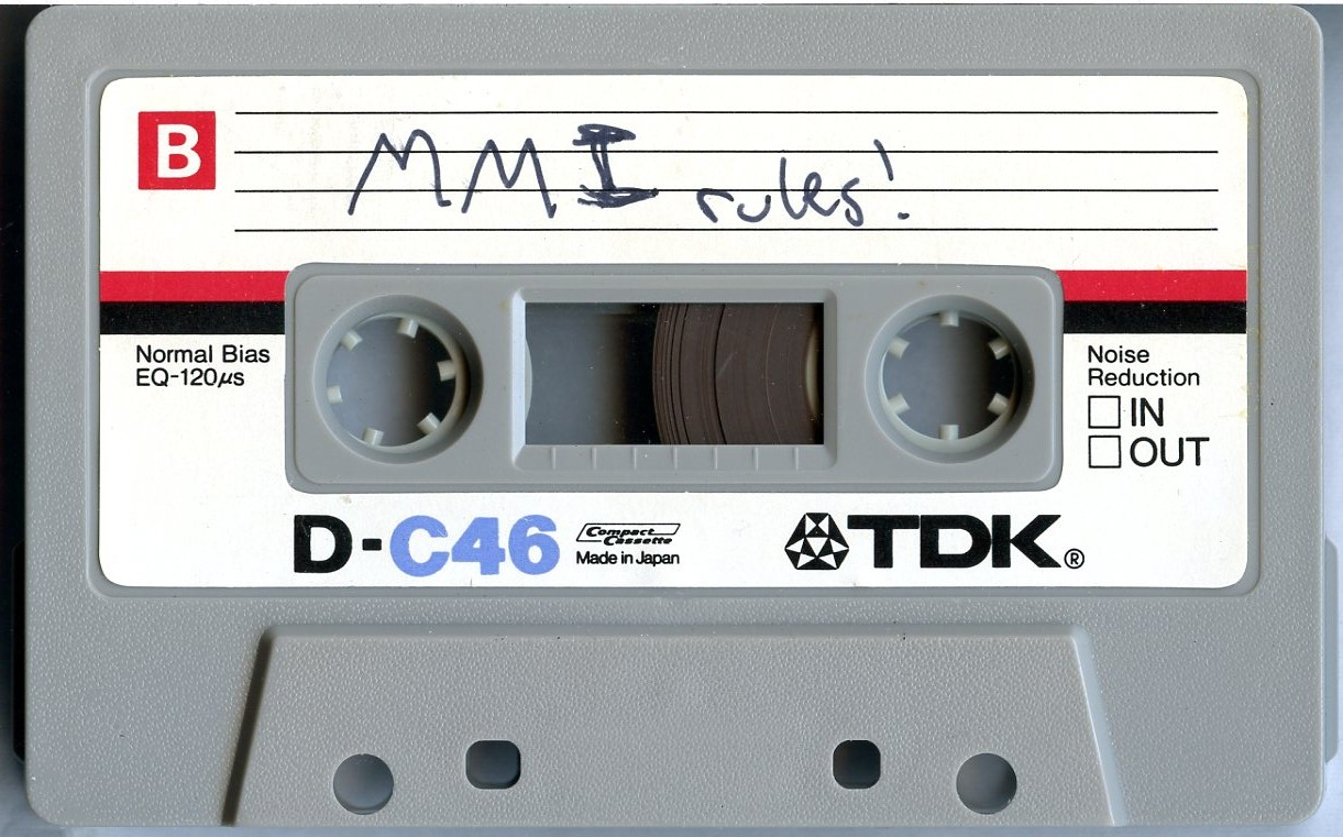 tape B