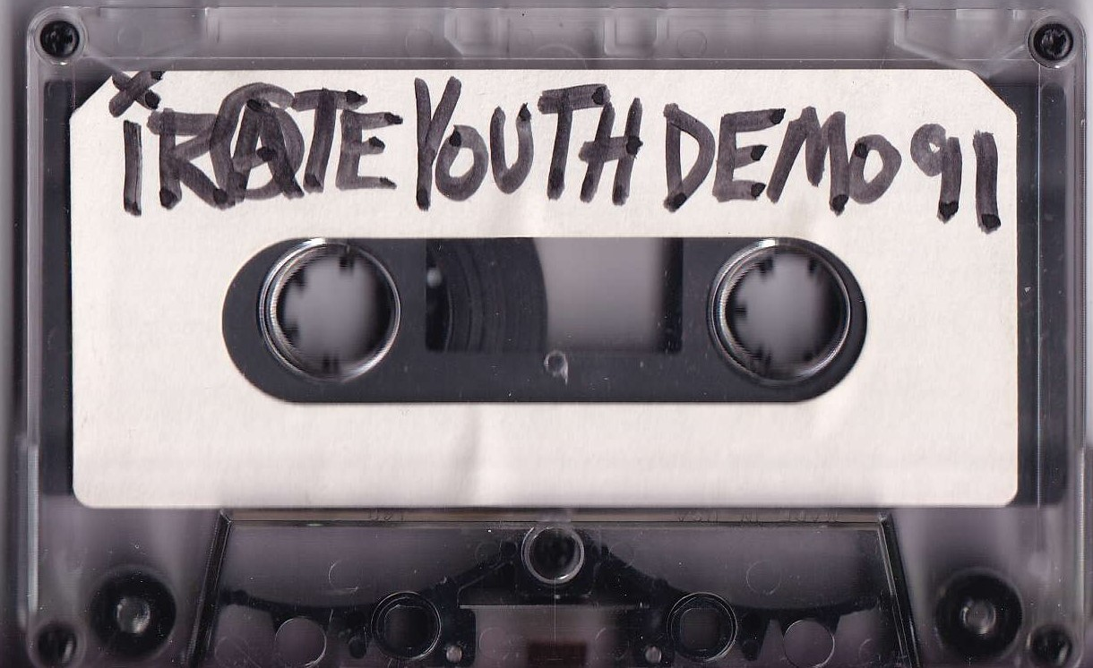 Irate Youth tape
