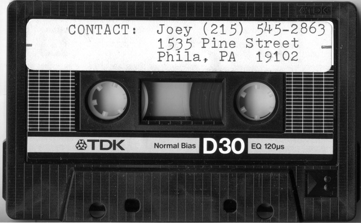 cassette b
