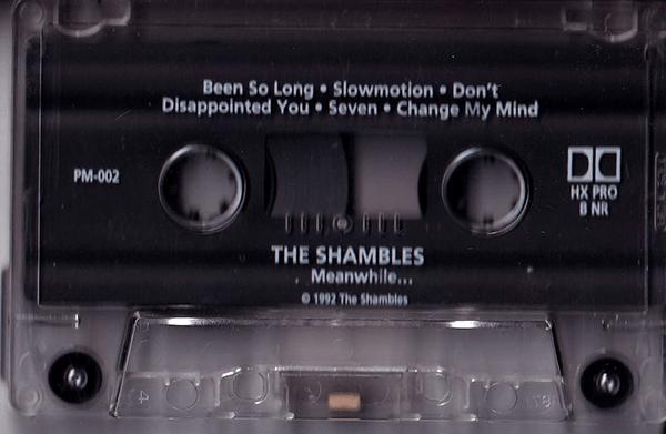 Side A Tape