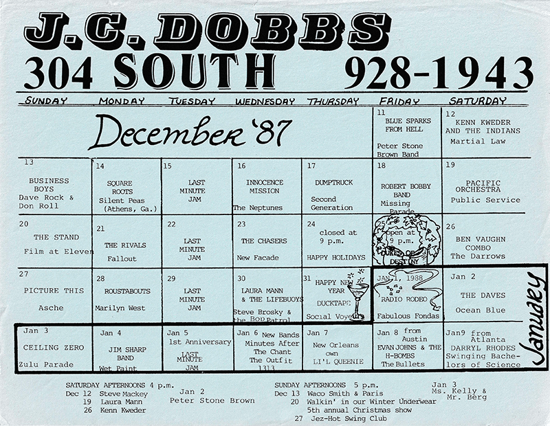 Dobbs-Flyer-January-9,-1988