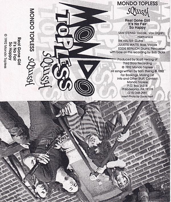 Squish-cover