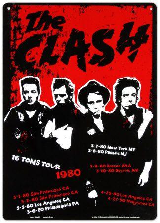 Clash Tour 80