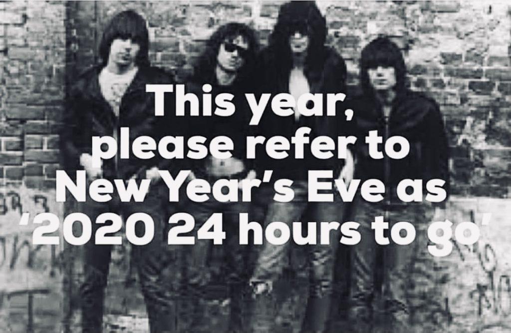 Ramones nye 2020