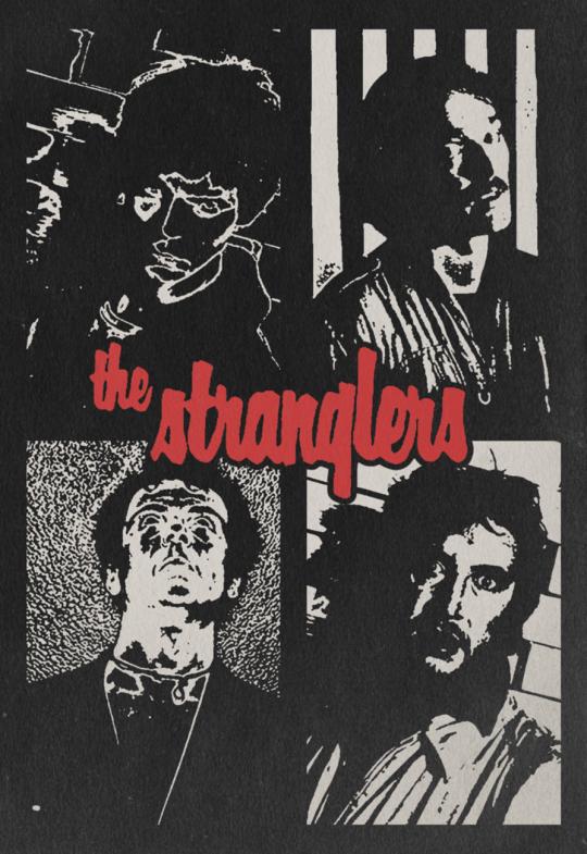 Stranglers Poster