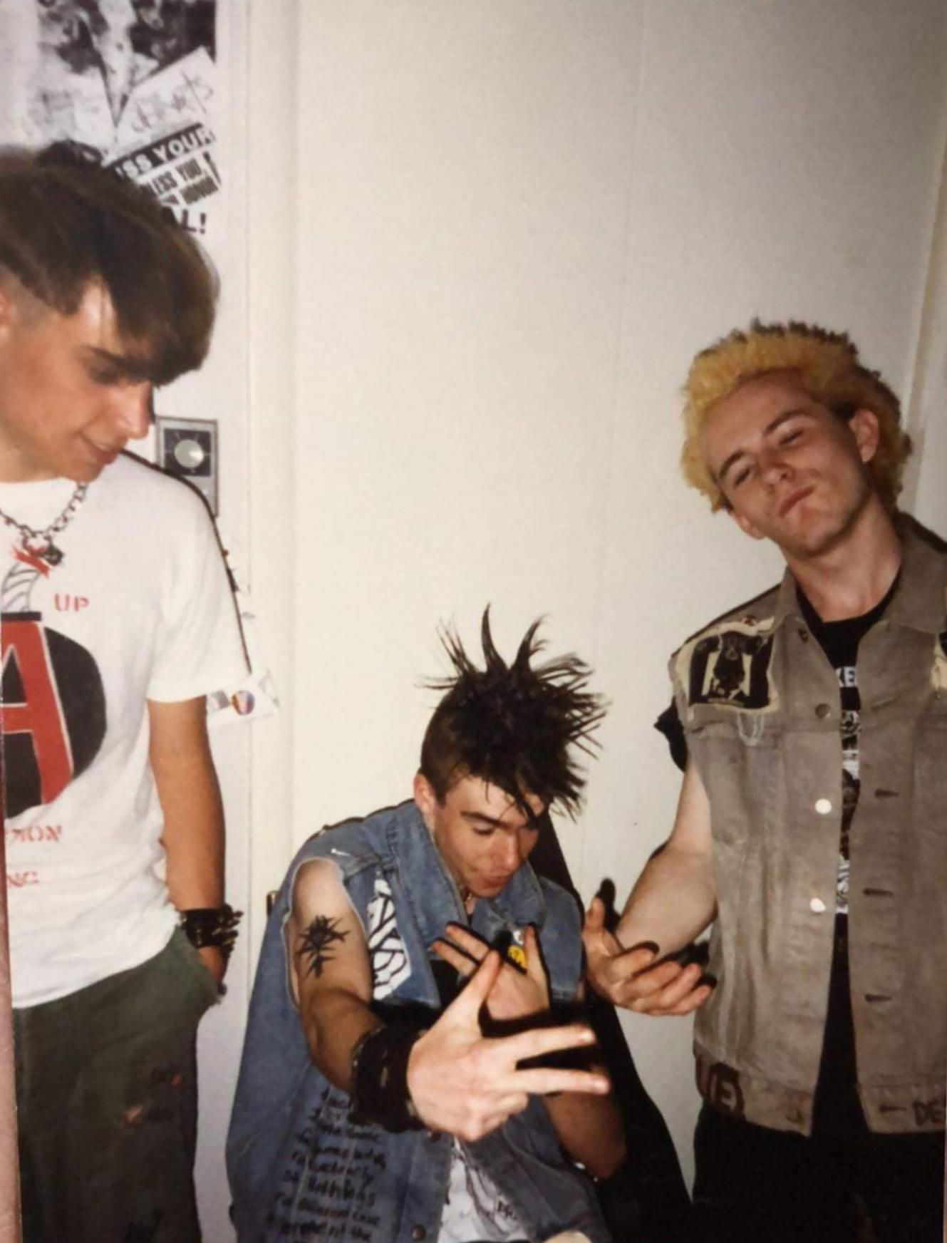 Josh, Dan, Kevin