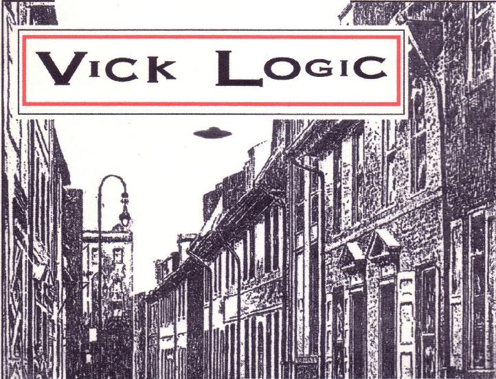 Vick Logic Cover