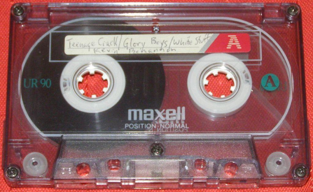 Black Hand Cassette