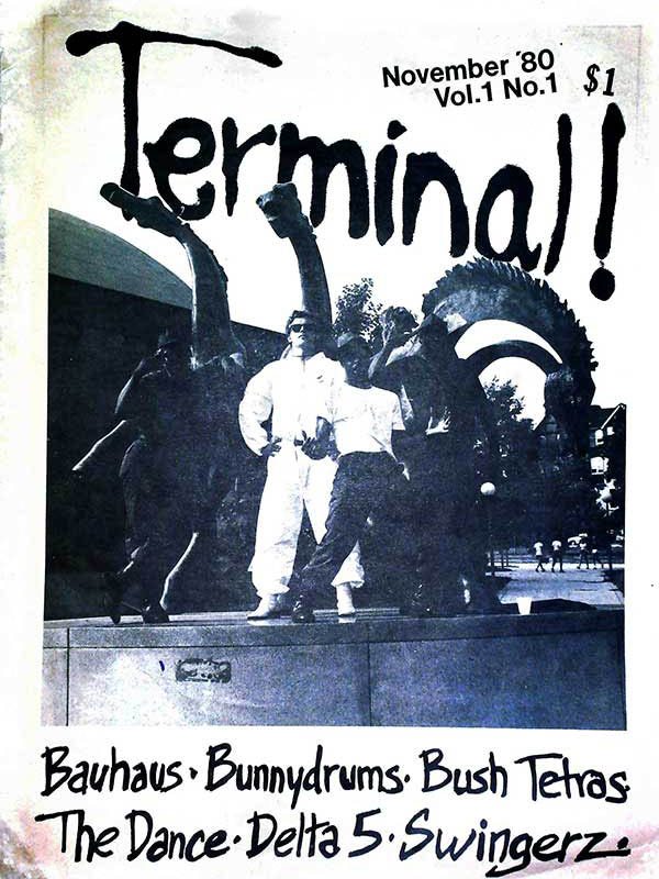 Terminal! Issue 1