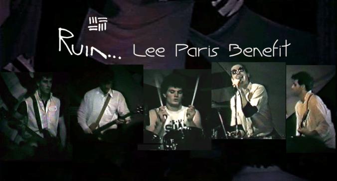 Ruin Lee Paris Benefit