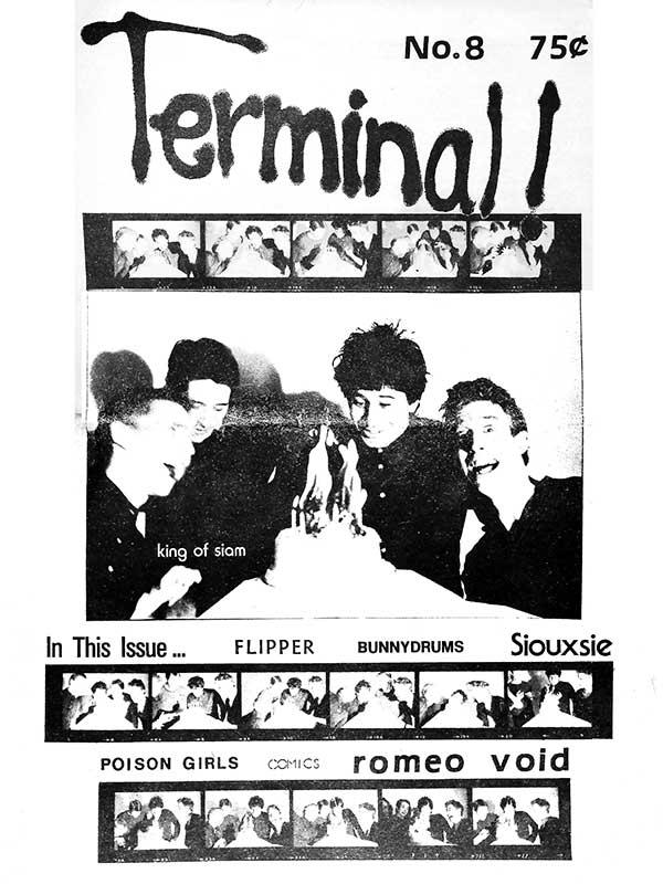 Terminal! 8