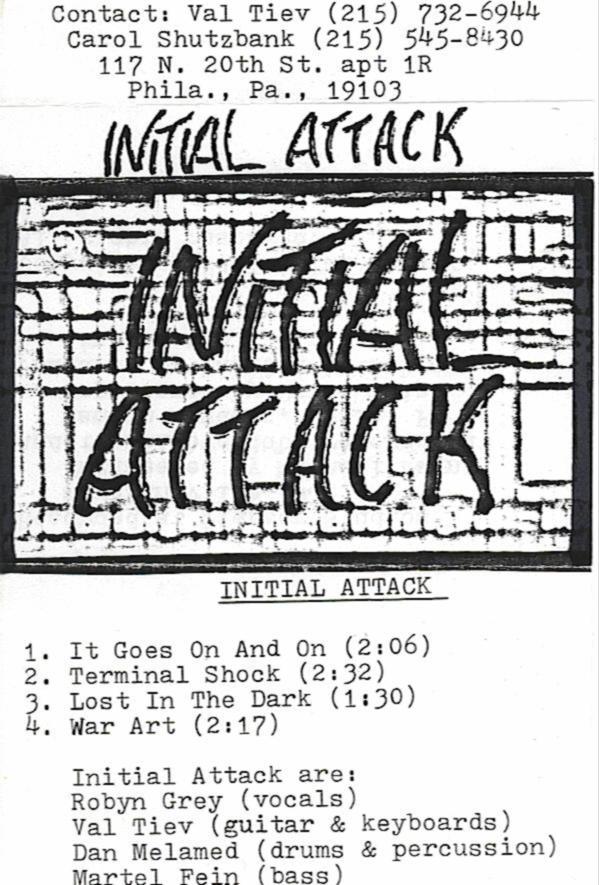 Initial Attack