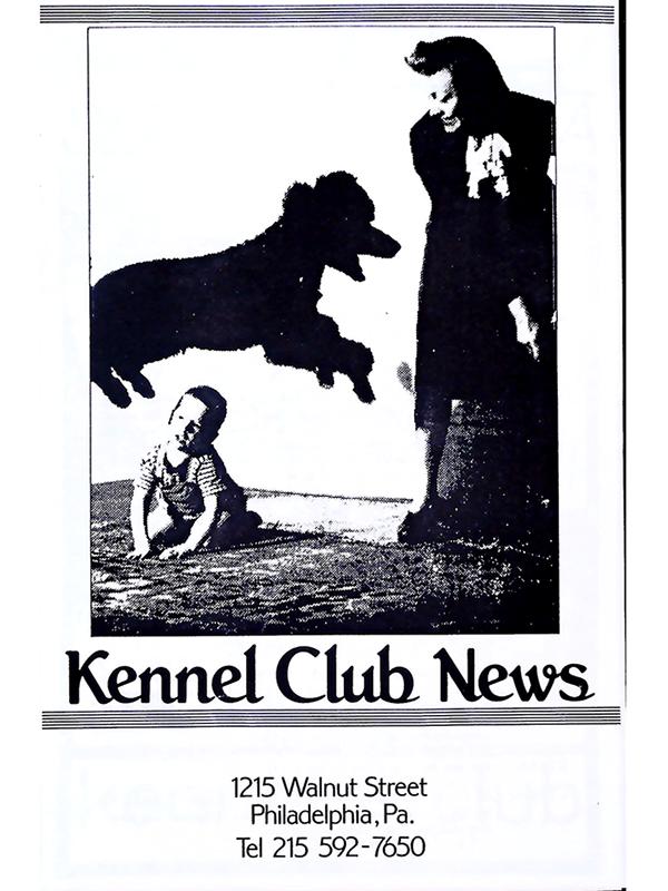 Kennel CLub News