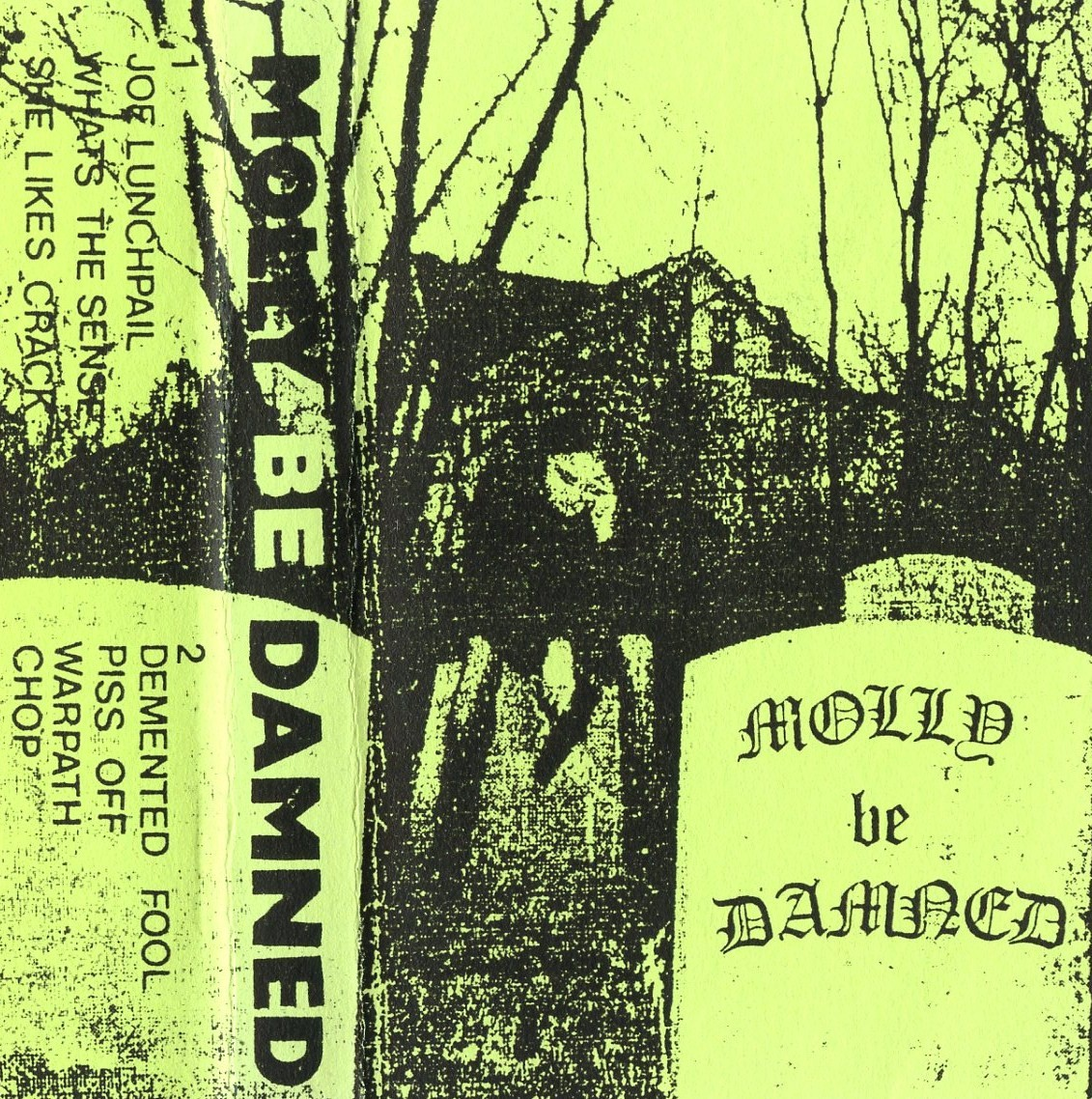 Molly Be Damned cover 1