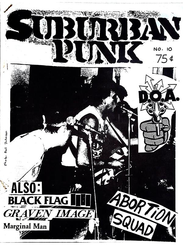 Suburban Punk #10