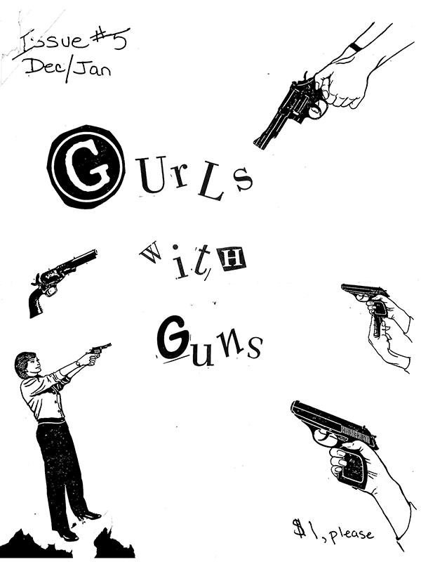Gurls with Guns Issue 5