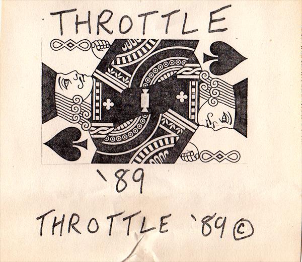 Throttle Coveer